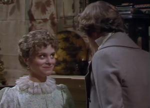Pride and Prejudice 1980 Elizabeth Bennet Mr Bingley