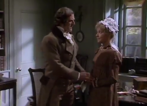Pride and Prejudice 1980 Mr and Mrs Bennet Episode One