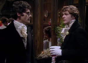 Pride and prejudice 1980 Mr Darcy and Mr Bingley Episode One