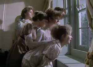 Pride and Prejudice 1980 The Bennet Sisters Episode One