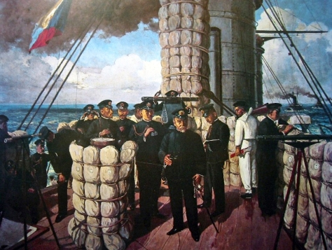 The Battle of Tsushima was a major sea battle in the Russo-Japanese War, fought from the 27th to the 28th of May, 1905.