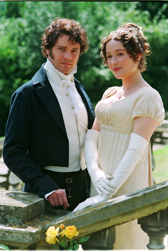 Pride and Prejudice Adaptations: BBC 1995 | In Times Gone ...