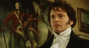 Mr Darcy Pride and Prejudice 1995 Episode Two Sonya Heaney BBC