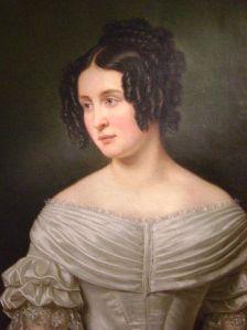 Therese of Saxe-Hildburghausen Queen of Bavaria circa 1810