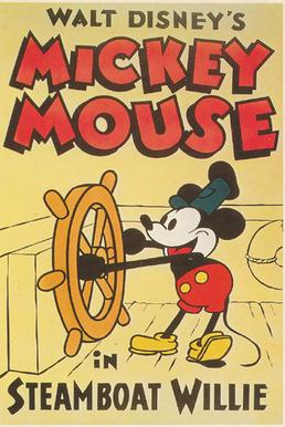 Steamboat Willie, a Disney animation that is credited with making Mickey and Minnie Mouse famous, premiered on the 18t of November, 1928.
