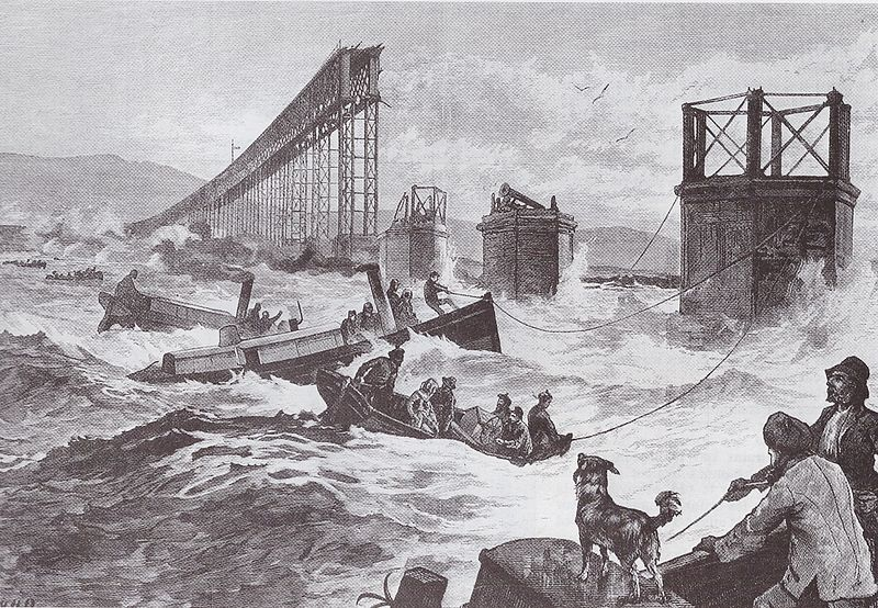 On this day: the Tay Bridge Disaster | In Times Gone By...