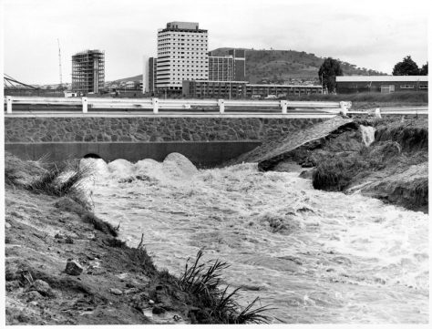 Canberra Flood 1971 Woden