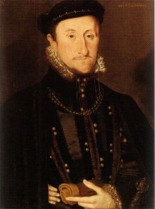James Stewart, 1st Earl of Moray. 1561.