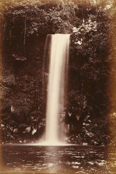 Marshall's Falls Richmond River circa 1880s
