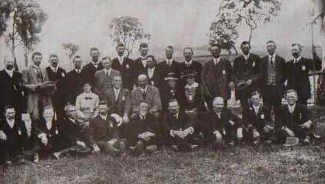 Ginninderra Farmers' Union Show Committee, 1915. History of the Royal Canberra Show. Australia. Vintage