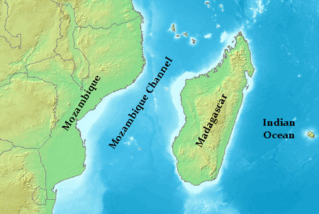 The Mozambique Channel Africa