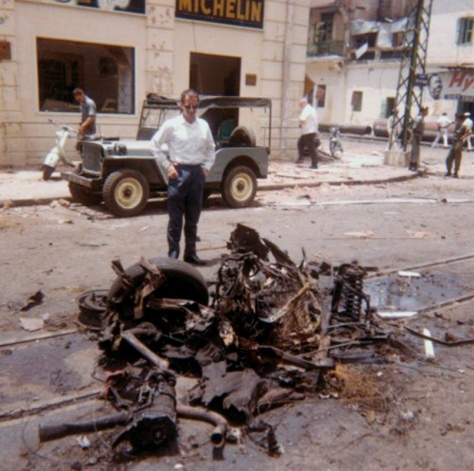 1965 Embassy bombing 30th March 1965 US Embassy Vietnam.