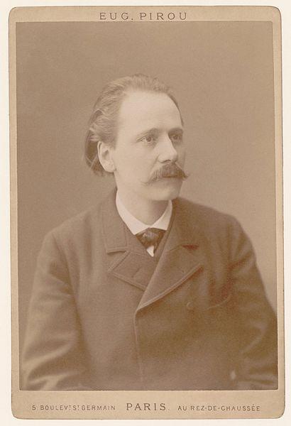 Jules_Massenet_by_Eugène_PirouJules Massenet, photographed by Eugène Pirou 1895