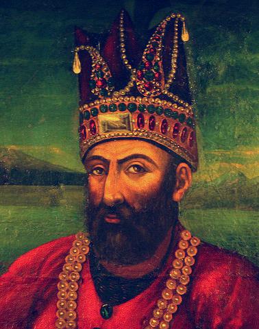 NaderShahPaintingNāder Šāh Afšār or Nadir Shah (Persian نادر شاه افشار; also known as Nāder Qoli Beg - نادر قلی بیگ or Tahmāsp Qoli Khān - تهماسپ قلی خان) Shah of Persia (1736–47).