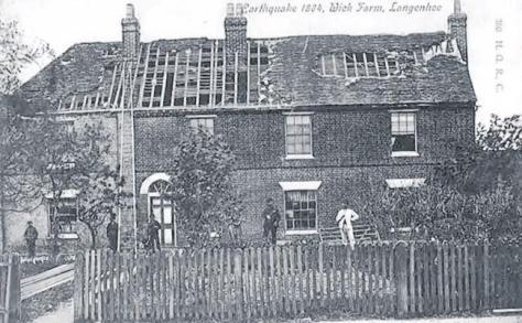 Wick Farm Colchester 1884