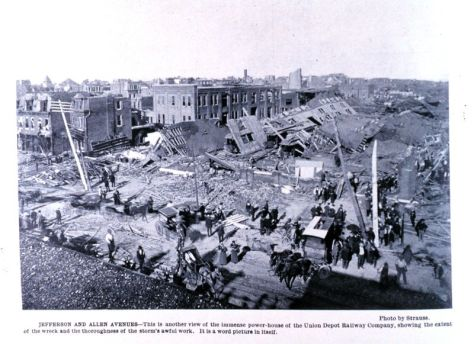 800px-St_Louis_Jefferson-Allen_Damage1896 St. Louis–East St. Louis tornado
