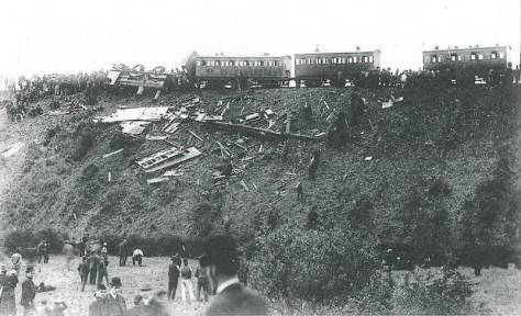 Armagh rail disaster Sunday school outing to seaside in 1889 ended in horror with loss of 89 lives.