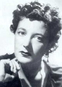 Clara Petacci mistress of Benito Mussolini