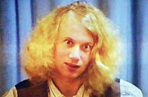 Crazed killer Martin Bryant. Port Arthur Massacre.