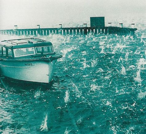 651px-1947_Sydney_hailstorm_boat The 1947 Sydney hailstorm was a natural disaster which struck Sydney, Australia, on 1 January 1947.