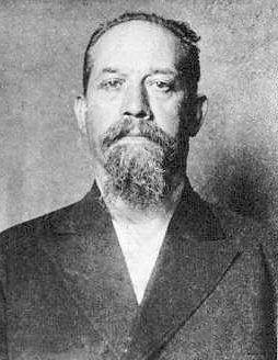 Italian Anarchist Luigi Galleani