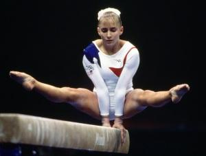 0643_1996 Olympic Games Atlanta, GA. Shannon miller.