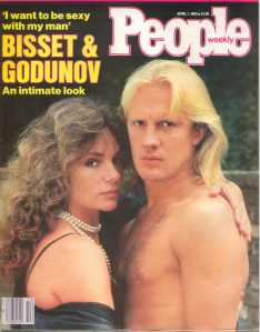Alexander Godunov People 21st April 1985 Cover