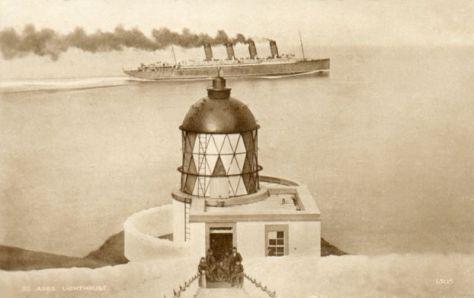 mauretaniastabbsmauretania-during-a-speed-trial-off-st-abbs-scotland-18-september-1907-best-speed-obtained-was-25-73-knots