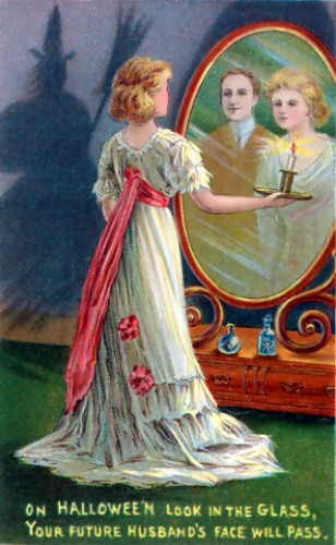halloween-card-mirror-2-an-early-20th-century-halloween-greeting-card