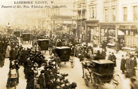 ladbroke-grove-funeralwilliam-whiteley-funeral-30th-january-1907