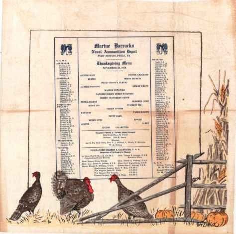 this-thanksgiving-day-menu-describes-the-meal-prepared-for-marine-barracks-naval-ammunition-depot-fort-mifflin-philadelphia-pennsylvania-for-28-november-1918-it-also-contains-a-listing-of-the-mar