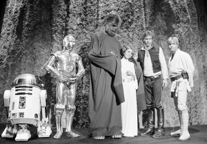 harrison-ford-anthony-daniels-carrie-fisher-mark-hamill-kenny-baker-and-peter-mayhew-in-the-star-wars-holiday-special-1978