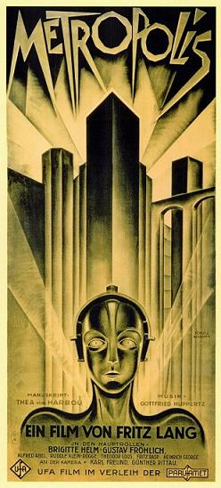 metropolispostermetropolis-is-a-1927-german-expressionist-epic-science-fiction-drama-film-directed-by-fritz-lang-he-and-his-wife-thea-von-harbou-wrote-the-silent-film-which-starred-gustav-frohlich