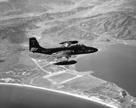 F2H-2_VF-11_CVA-33_1952 US Navy Korean War 20th October 1952 over Wonsan