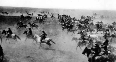 Oklahoma_Land_Rush Oklahoma Land Rush of 1889 22nd April 1889. US history.. 1880s.
