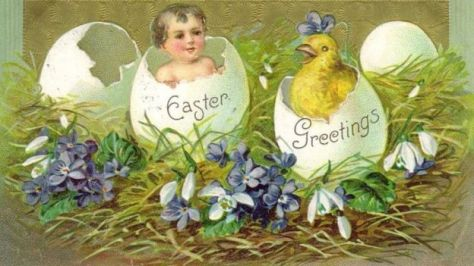 The odd world of Victorian Easter cards._88779227_a82a8b99a508468075d94218686f4966