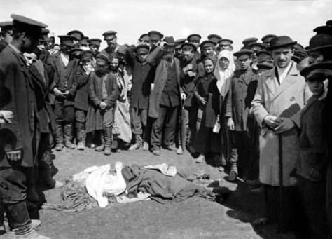Kratky,_Frantisek_-_Tragedie_na_Chodynskem_poli_(1896) Victim of the Khodynka Tragedy in Moscow Russia 1896