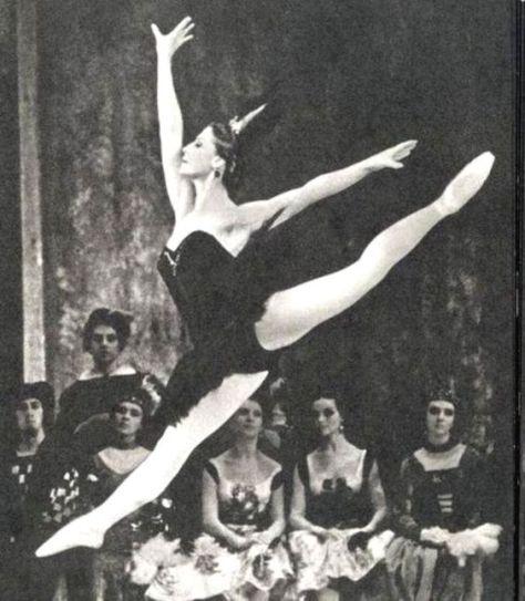 Maya Plisetskaya Ballet Vintage