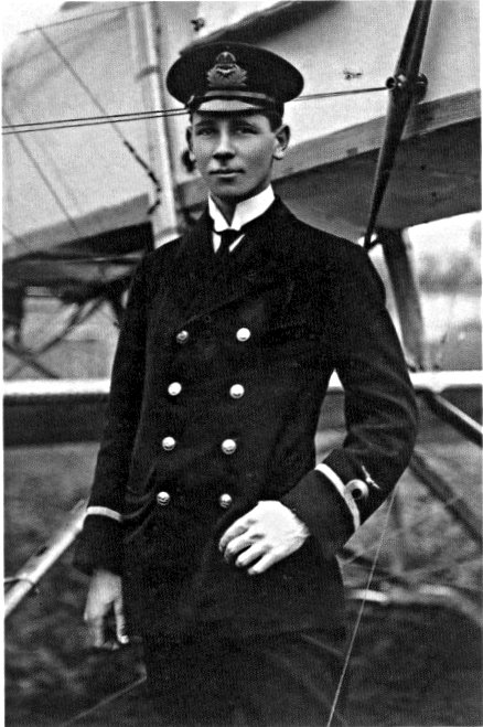 Only hours after being awarded the French Légion d_honneur, British Lieutenant Reginald Warneford was killed in an aeroplane crash on the 17th of June, 1915.