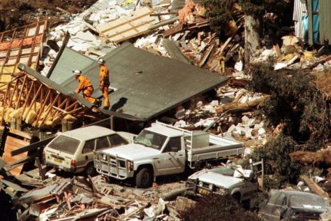 1997 Thredbo Landslide