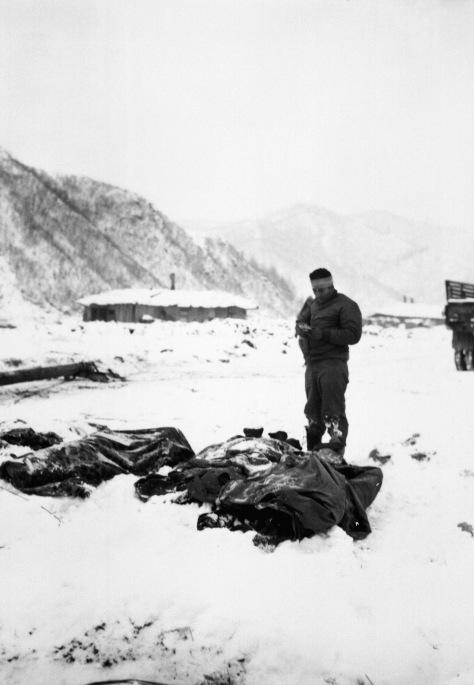 WAR & CONFLICT BOOK ERA: KOREAN WAR/DEATH & DESTRUCTION