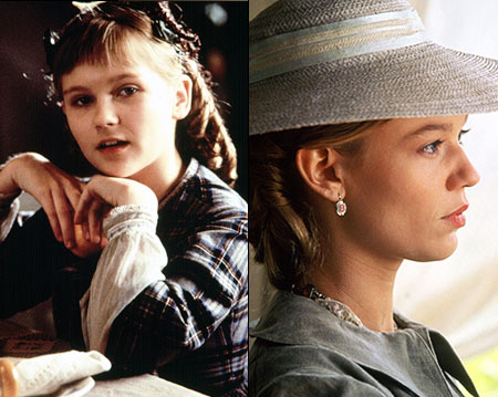 Amy March Little Women 1994 Kirsten Dunst Samantha Mathis
