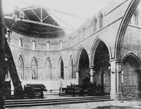 StateLibQld_2_188687_Storm_damaged_Anglican_Cathedral,_Townsville,_1903Cyclone Leonta was a tropical cyclone that caused severe damage in North Queensland on 9 March 1903. It lasted for