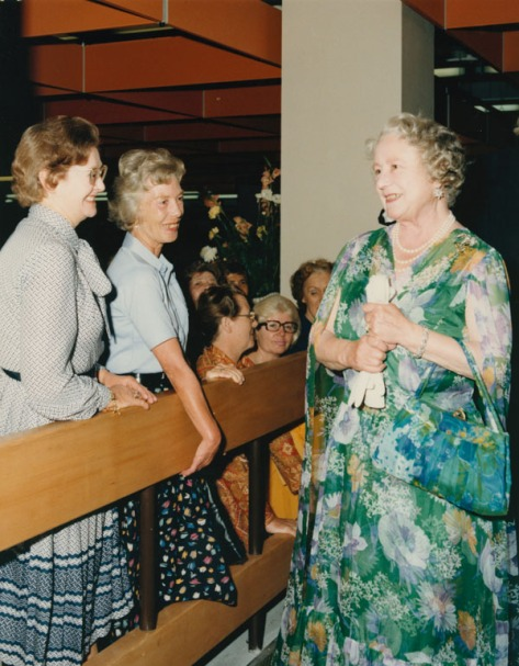 HM_Queen_Mother_at_the_formal_opening_of_the_new_library_in_the_Lionel_Robbins_Building,_10th_July_1979_(3982886515) London