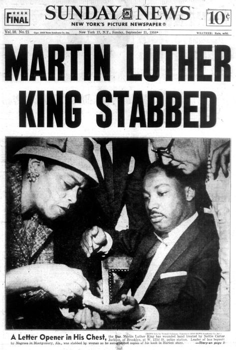 Izola Curry http___a_amz_mshcdn_com_wp-content_uploads_2016_01_mlkstabbing-3On Sept. 20, 1958, 29-year-old Dr. Martin Luther King, Jr. was in Blumstein_s Department Store in Harlem SUn