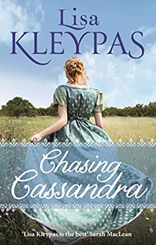 Chasing Cassandra (Ravenels #6) by Lisa Kleypas UK Aus Cover